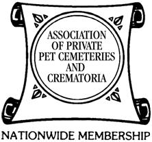 Associsation of Private Pet Cemeteries and Crematoria Logo