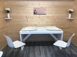 Pet Reception Room